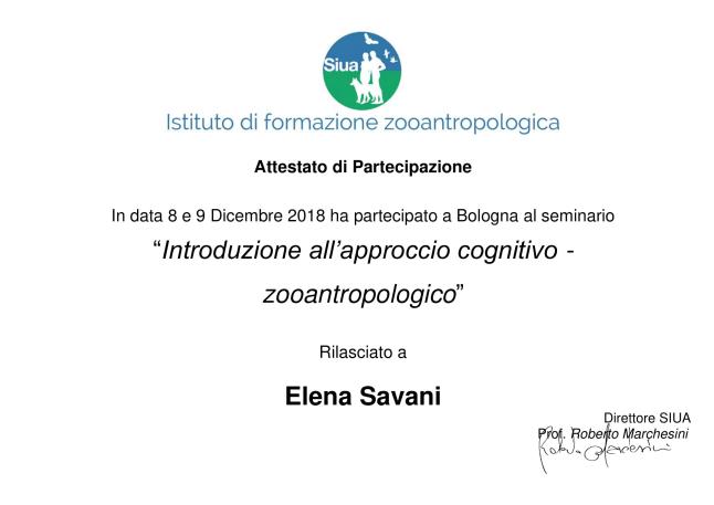 Istituto zooantropologica